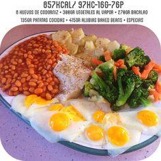 Almuerzo de domingo plato combinado jeje me encanta