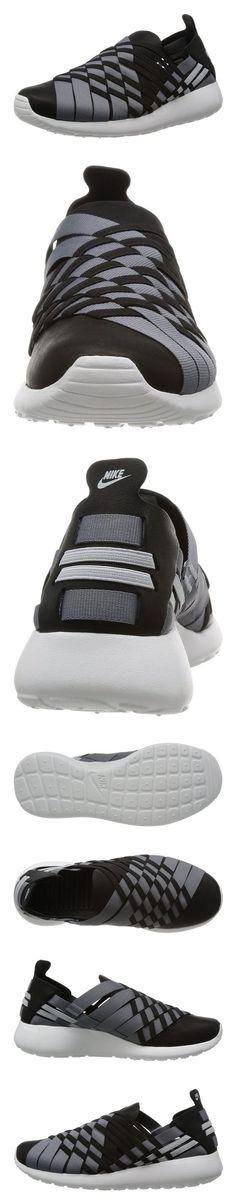 the best attitude c1bce 3b2b1  90 - Nike Women s Rosherun Woven 2.0 Black Lt Bs Gry Cl Gry Smmt Wht  Running Shoe 6.5 Women US  shoes  nike  2014