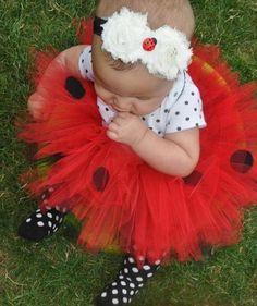#lady bug party #tutu  Facebook - Sydnie Lynn Couture