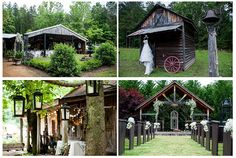 Trying to find barn wedding venues in Georgia? Look through the list and you are sure to find the perfect backdrop to your rustic wedding!