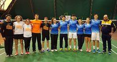 Cinquew News: Badminton. Il Gsa Chiari vince 5 a 0 contro lo Spo...