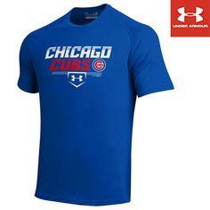 Chicago Cubs heatgear® Loose Fit Tech T-Shirt  - MLB.com Shop