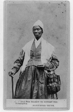Sojourner Truth - 1851