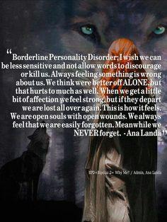 Ana Landa on Borderline