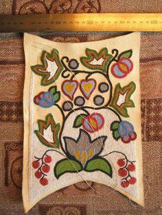 my beadwork (Ojibwe style)