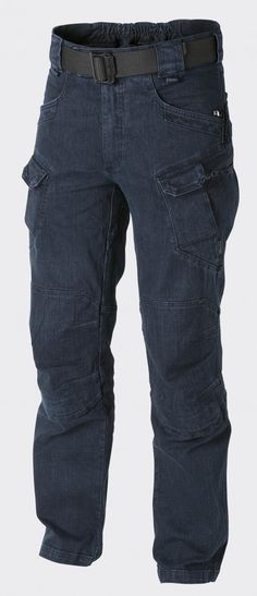 $83,99 Helikon-Tex Urban Tactical Pants 31-Denim Blue SP-UTL-CO. Weight: 800 g.