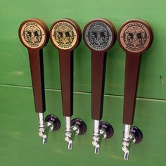 Some of the best ways to recognize a good beer hall include packed tables, lots of empty steins, and top-of-the-line draft system. Give your home the finishing touch it deserves with our Bierhaus custom...