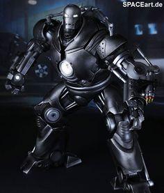 Iron Man: Iron Monger, Voll bewegliche Deluxe-Figur ... http://spaceart.de/produkte/irm002.php