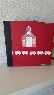 samantha  designs: School Mini Album