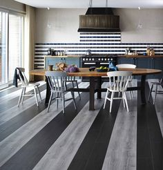Seeing Stripes: Home Design Ideas