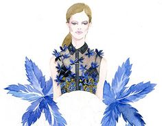 """Check out new work on my @Behance portfolio: """"Fashion Illustrations and sketches"""" http://on.be.net/1gFbjqy"""