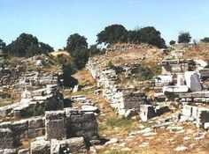 Archaeological Site of Troy (UNESCO) - Turkey