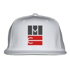 Magcon Tour Embroidered Snapback Hat