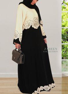 Haniya Abaya Dress Hijab Dress, Dress Up, Abaya Fashion, Fashion Dresses, Abaya Pattern, Modern Abaya, Stylish Hijab, Abaya Designs, Mode Hijab