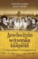 Kirja: Auschwitzin seitsemän kääpiötä (Yehuda Koren - Eilat Negev) Eilat, Books, Libros, Book, Book Illustrations, Libri