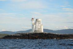Hestskjæret Lighthouse, Averøy.