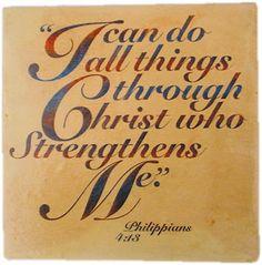 My life verse.