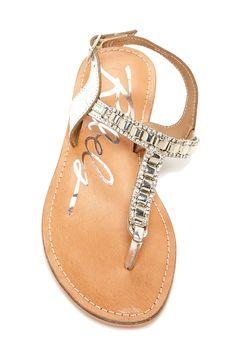 Rebels Meyer Embellished Sandal