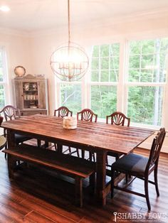 Custom Farm Tables - SHABBY LOVE