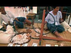 Тайские пряхи. Thai spinners