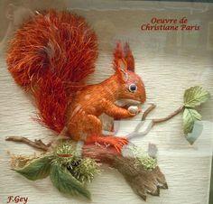Art Textile Créations: Deux Coup de Coeur--griotteevaramae.blogspot.ca is incredible site!