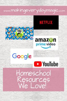 You may be wondering what homeschool resources are available. You may be wondering if these homeschool resources even apply to you. I wanted to share some gem homeschool resources that we have discovered along the way. Public School, Pre School, Secular Homeschool Curriculum, Magic School Bus, Funny Names, Pbs Kids, Reading Rainbow, Work From Home Moms, Along The Way