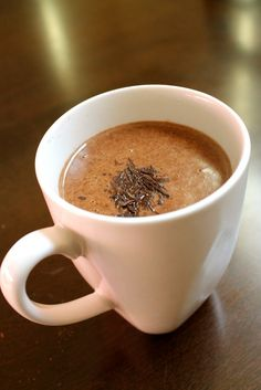 Crunchy Mama's Hot Chocolate (Paleo, Gluten Free, Dairy Free) - Crunchy Mama