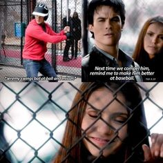 {3x19} Lol, Damon.  Aw, this scene was cute.