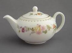 My Wedgewood China ~Bought it when I was in England