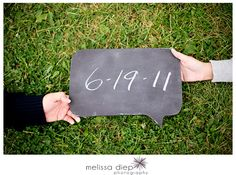 Love this idea for engagement pics or b-day or wedding or...