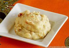Fluffy Roasted Garlic Mashed Potatoes
