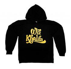 RTGraphics Men's Wiz Khalifa Hoodie Sweater - http://bandshirts.org/product/rtgraphics-mens-wiz-khalifa-hoodie-sweater/
