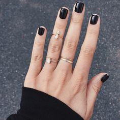 BLACK ⬛️ -  Ringparty