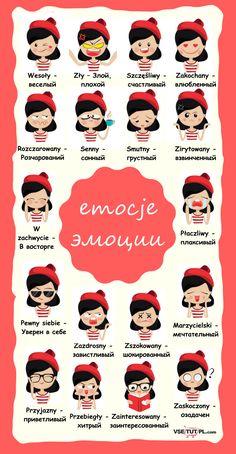 Poland Language, Learn Polish, Polish Words, Learn Russian, Poland Travel, Studyblr, Child Development, Knowledge, Education