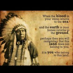 Chief Seattle (Suqwamish and Duwamish)