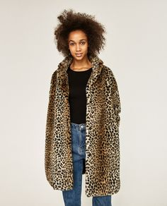 bff76c28 21 Pieces to Buy at Zara Right This Minute. Leopard Print JacketCoats 2017 Womens ...