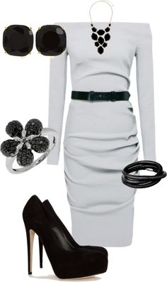 """""""work"""" by teresajohnson-1 on Polyvore"""