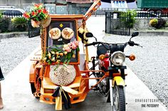 Tricycle instead of a Car
