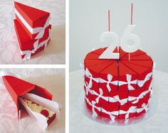 undefined Gift Wrapping, Cakes, Gifts, Design, Gift Wrapping Paper, Presents, Wrapping Gifts, Food Cakes, Gift Packaging