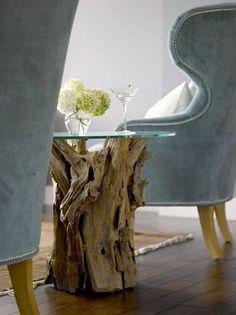 Handmade Home Decor Driftwood Table, Driftwood Furniture, Driftwood Crafts, Handmade Home Decor, Handmade Furniture, Furniture For You, Furniture Decor, Furniture Price, House Furniture
