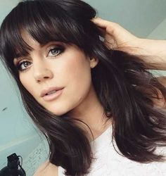 Celebrity Hair Colors #celebrityhairs #hairstyles #lilahparsons