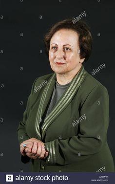 August Shirin Ebadi, Iranian lawyer, author and human rights activist at The Edinburgh Book Festival. Iranian writer and activist Shirin - Lawyer Edinburgh Book Festival, Human Rights Activists, Brian Wilson, Festival 2016, Edinburgh Scotland, Live News, Iranian, Writer, Author