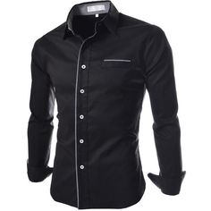 Black Luxury, Men Formal, Shirt Price, Cool Shirts, Shirt Style, Motorcycle Jacket, Chef Jackets, Your Style, Menswear