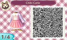 QR Codes for ACNL and HHD