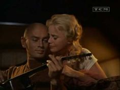 """Yul Brynner plays the guitar and sings a Russian Gypsy folk song in this compilation from the 1957 movie, """"The Brothers Karamozov"""". Notice Captain Kirk in a supporting role, and how could one not fall in lust with Maria Schell?"""
