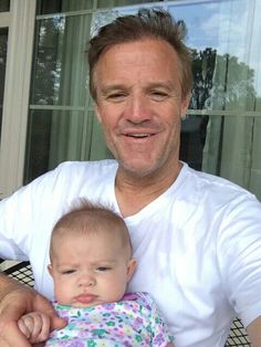 Kenny Wallace with Lottie Aug 16