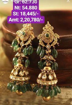 Gold Jewelry To Sell Refferal: 8761355139 Kids Gold Jewellery, Gold Jewellery Design, Latest Jewellery, Temple Jewellery, Trendy Jewelry, Gold Jewelry, Jewelery, Daisy Jewellery, Designer Jewellery