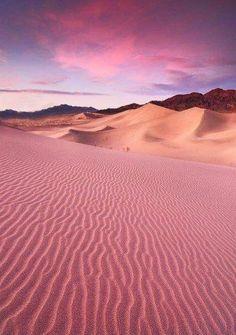 desert dream ibex sand dunes death valley national park is part of Pink desert - Desert Dream Ibex Sand Dunes, Death Valley National Park Beautifulart Sky Beautiful World, Beautiful Places, Amazing Places, Most Beautiful, Desert Dream, Desert Sunset, Pink Sunset, Desert Life, Desert Art