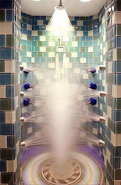 Amazing Showers That Are Better Than Yours – 28 Pics