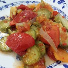 peperonata+di+peperoni,zucchine+e+carote